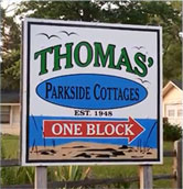 Thomas Parkside Cottages (989) 739-5607